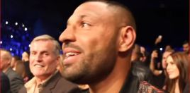 kell brook reacts to amir khan's win over vargas