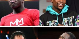 Adrien Broner Names His Price For Mayweather Or Pacquiao
