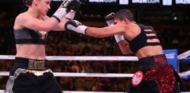 Amanda Serrano Reacts To Katie Taylor Beating Her Sister