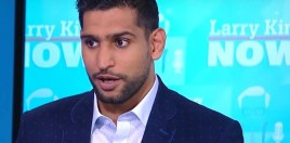 Amir Khan Changes Attitude About Mayweather and Pacquiao
