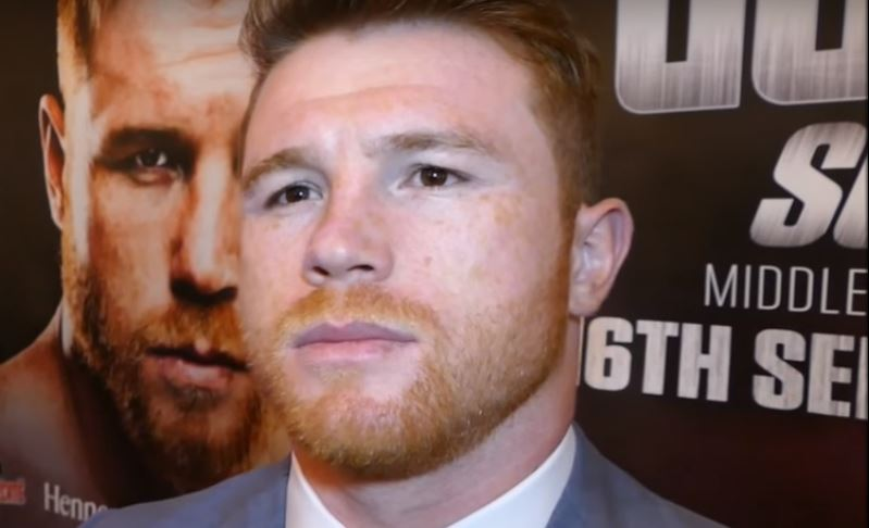 Boxing World Stunned By Canelo Alvarez News