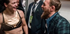Conor McGregor Reacts To Watching Katie Taylor Win Live In Boston