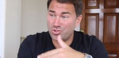 Eddie Hearn Gives His Pick In Pacquiao vs Broner Fight