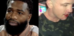 Footage Shows Man Tries To Attack Adrien Broner - Refuses To Jeopardise Pacquiao Fight