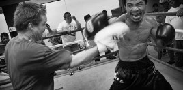 Freddie Roach on How Manny Pacquiao Fairs With The Top Welterweights At Late Stage Of His Career