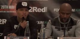Gervonta Davis Reacts To Terence Crawford Beating Jose Benavidez Jr