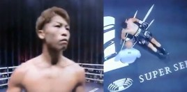 Naoya Inoue Produces Frightening 1st Round KO In The World Boxing Super Series