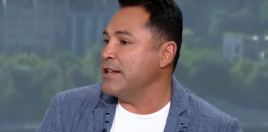 De La Hoya Claims Account Was Hacked Regarding McGregor Tweet - Fans Sceptical - Another PR Blunder By Oscar
