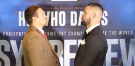 Bellew Comes Off Social Media and Posts Final Tweet Ahead Of Usyk Fight