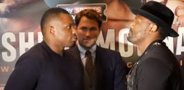 Boxing Fans React To Whyte vs Chisora 2 Getting Made Official