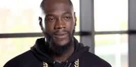 Deontay Wilder Warns Mayweather About His Comeback On December 31st