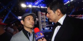 Fans All Saying The Same After Nonito Donaire's Reaction To Burnett Win