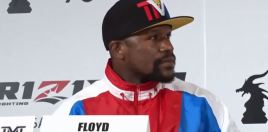 Fans Baffled By Floyd Mayweather After Bizarre Choice Of Comeback Opponent