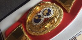 Fellow Fighter Steps In As Boxer Tries To Sell His IBF World Title Belt Before Christmas