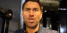 Hearn Starting To Finally Talk Sense With New Joshua Wilder Proposal