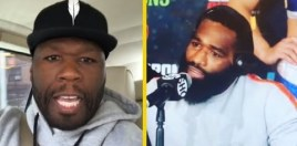 50 Cent Launches Christmas Day Attack On Broner Ahead Of Pacquiao Fight