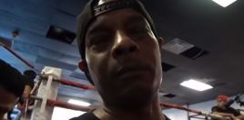 Adrien Broner Trainer Opens Up About How Pacquiao Camp Is Going