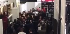 Footage Shows Complete Mess and Chaos Backstage At Whyte vs Chisora 2 Weigh-In