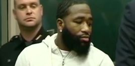 Fresh Adrien Broner Arrest Puts Manny Pacquiao Fight In Jeopardy