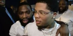 Adrien Broner and Gervonta Davis Reportedly Involved In Fist Fight at Canelo Event