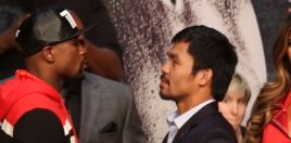 Mayweather Appears To Have Bad News For Manny Pacquiao