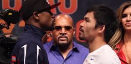 Pacquiao Rips Mayweather After New Year's Eve Boxing Exhibition Win