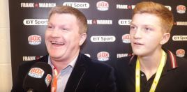 Ricky Hatton Lands Surprise Honor During Christmas Holidays