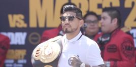 Abner Mares Explains What Legacy Means To Him Ahead Of Gervonta Davis Showdown