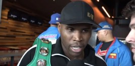 Adonis Stevenson's Wife Shares Some Good News On Boxer's Condition