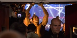 Anthony Joshua Makes A Rap For Deontay Wilder, Tyson Fury and Dillian Whyte