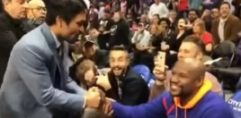 Boxing World Reacts To Mayweather and Pacquiao's Latest Meeting