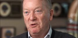 Frank Warren Responds To Eddie Hearn Jibe Of What Is The Lineal Heavyweight Champion