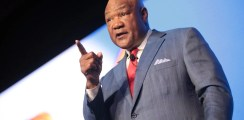George Foreman Reveals Who He Thinks The Best Boxer In The World Is