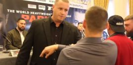 Joseph Parker Promoter David Higgins Reacts To Usyk Fight Reports