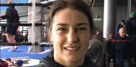 Katie Taylor World Title Unification Confirmed For St Patrick's Day