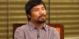 Manny Pacquiao Makes Big Claim About Errol Spence
