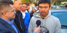 Manny Pacquiao To Attend Clippers Filipino Night