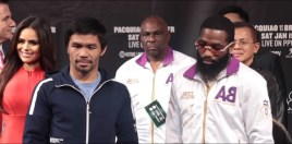 Manny Pacquiao vs Adrien Broner Preview and Prediction