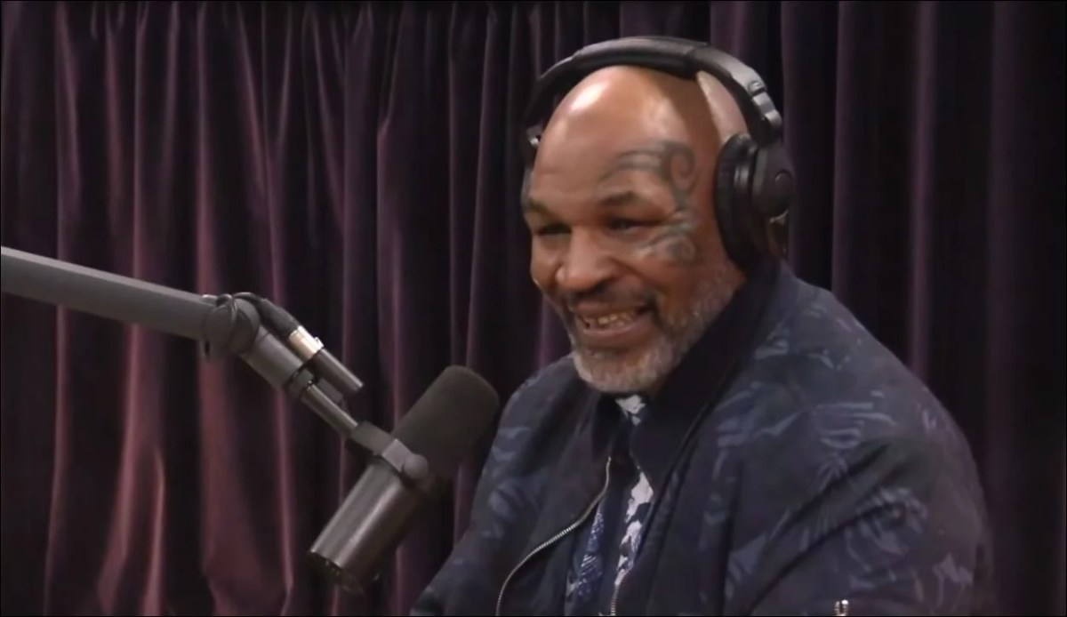 Mike Tyson Had The Perfect Response When Asked About Deontay Wilder's Power