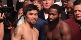 Official Manny Pacquiao vs Adrien Broner Scorecards