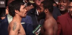 Pacquiao vs Broner punch stats
