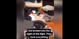 Shocking Police Footage Reveals Pacquiao Vegas Home Robbed During Pacquiao Fight