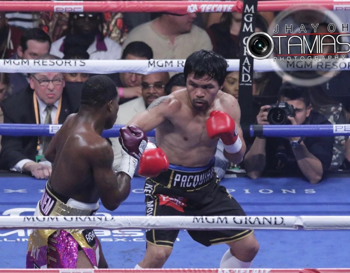 Pacquiao vs Broner Full Fight Review From The MGM Grand In Las Vegas