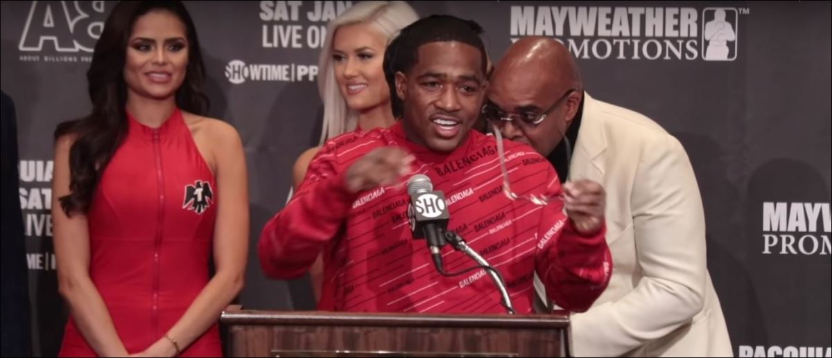 Broner Makes Big Threat Following Pacquiao Defeat