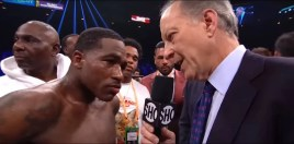 Broner Speaks On When He Wants To Comeback Following Pacquiao Loss