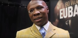 Chris Eubank Senior Makes Bold Claim About His Son and Floyd Mayweather