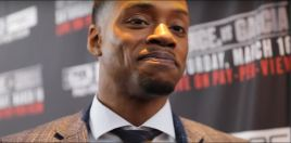 Errol Spence Has A Fearless Message For Manny Pacquiao