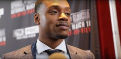 Errol Spence Recalls Sparring Floyd Mayweather