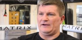 Ricky Hatton Spot On About Chris Eubank Jr's Win Over James DeGale