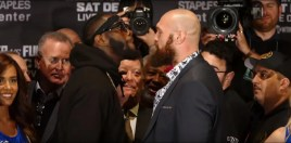 Tyson Fury Breaks Silence About Frustrating Deontay Wilder Rematch Talks